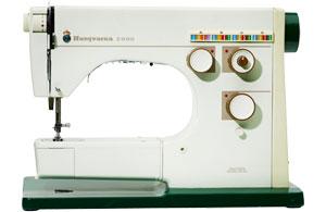 Husqvarna Centennial varrógép