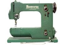A Husqvarna Zig-Zag varrógép
