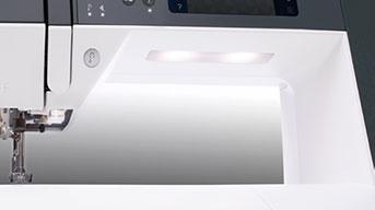 Pfaff varrógép LED világítás