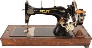 1910-es pfaff varrógép