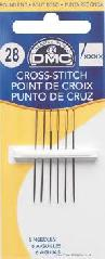 DMC Cross Stitch Needles Size 28.jpg