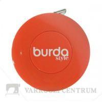 burda-kihuzhato-meroszalag-150cm-narancs