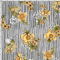 flower-stripe-white-black