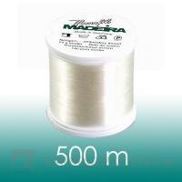 madeira-monofil-atlatszo-cerna-500m