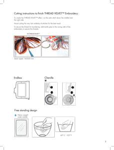 Pfaff Creative 4.5 hímzőminták